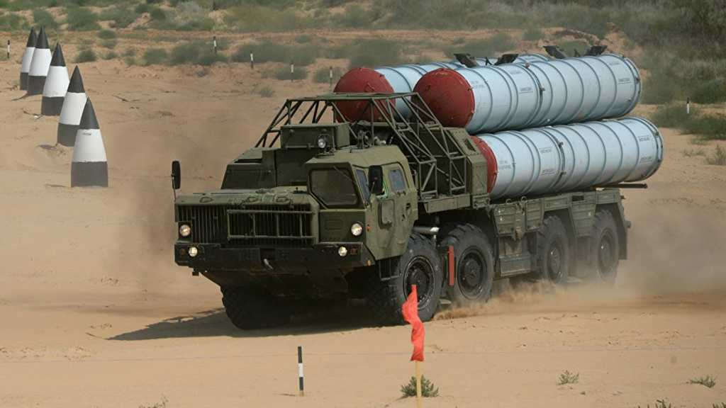 Mission Accomplished: Russia Completes Delivering S 300 to Syria