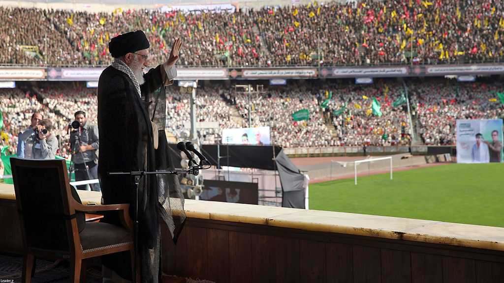 Imam Khamenei at Basij Address: US to Receive another Blow from Iran