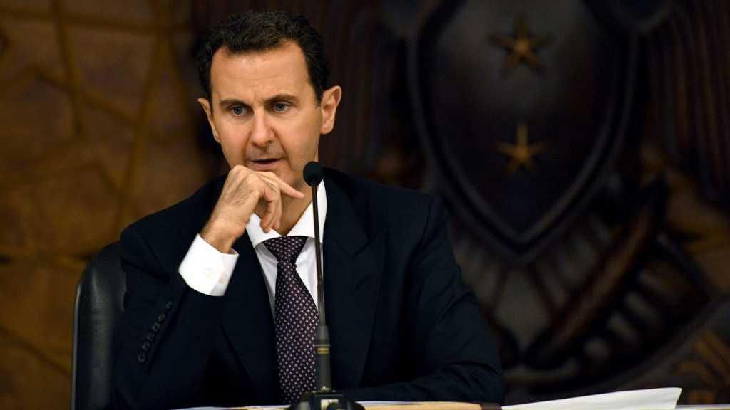 Al-Assad Says Idlib Province Will Finally Return to Gov't Control