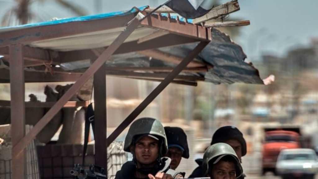 Egypt Army: 52 Militants Killed in Sinai