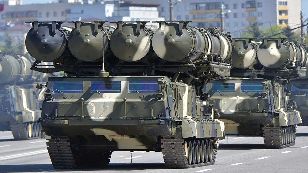 Russia Delivers 3 Battalion Sets of S-300 Systems to Syria for Free