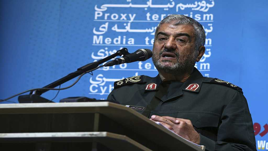 "IRGC Chief: ""Israelis"" Trying to Foment Insecurity in Iran"