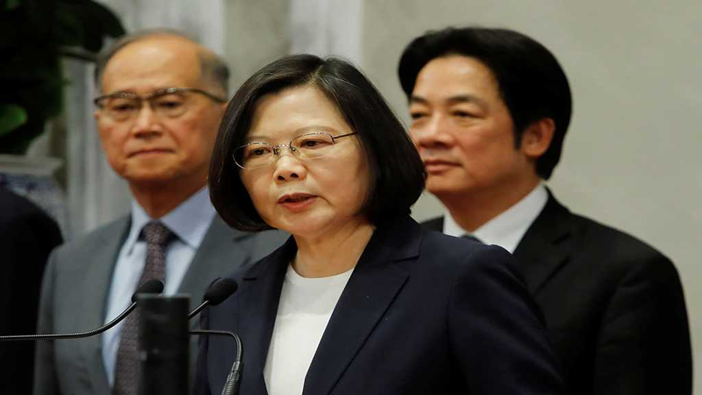 Taiwan: President Urges Beijing Not To Be A 'Source of Conflict' Worldwide