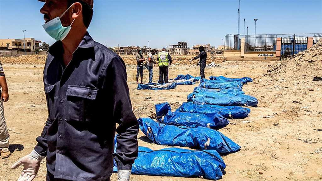 Syria: 1,5k Bodies Found In Raqqa's Largest Ever Mass Grave