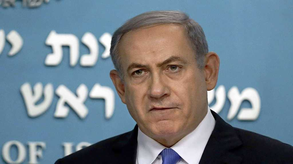 "Netanyahu Claims ""Israel"" Must Keep Up Syria Strikes"