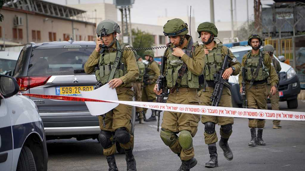 IOF Searching for Palestinians Who Executed Barkan Operation