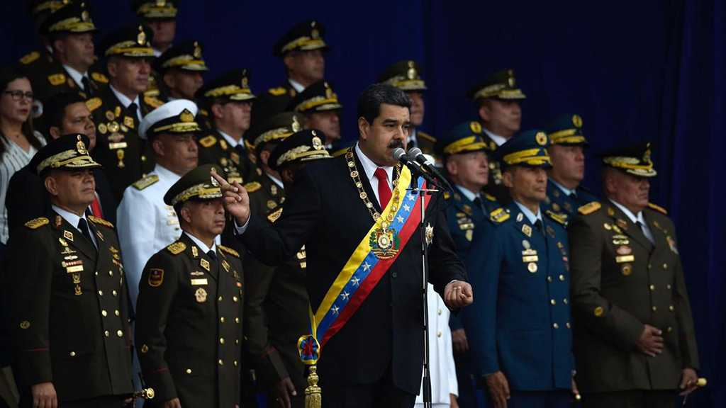 Maduro Accuses US of Assassination Plot