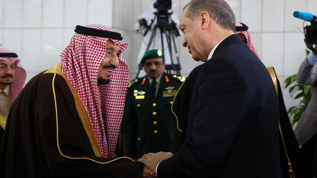 Erdogan, Saudi King Discuss Missing Khashoggi