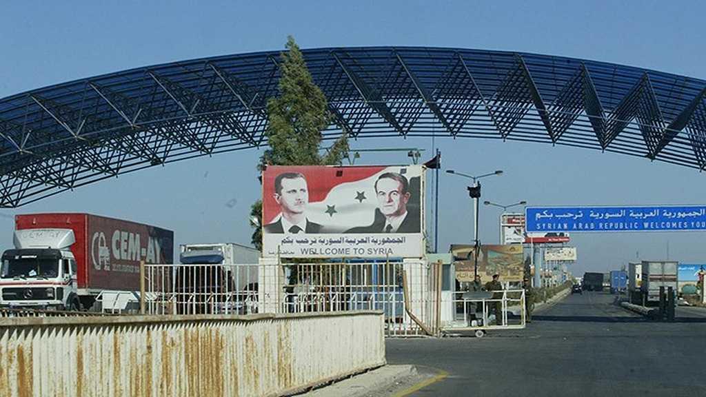 Jordan, Syria Reopen Main Border Crossing