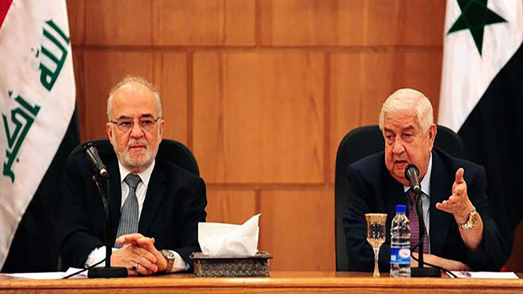 Al-Moallem: Syria, Iraq's Victory in War on Terrorism Important for the Whole World