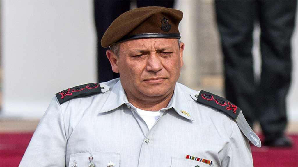 "Military Normalization: ""Israeli"" Eisenkot Met Saudi Counterpart in US"