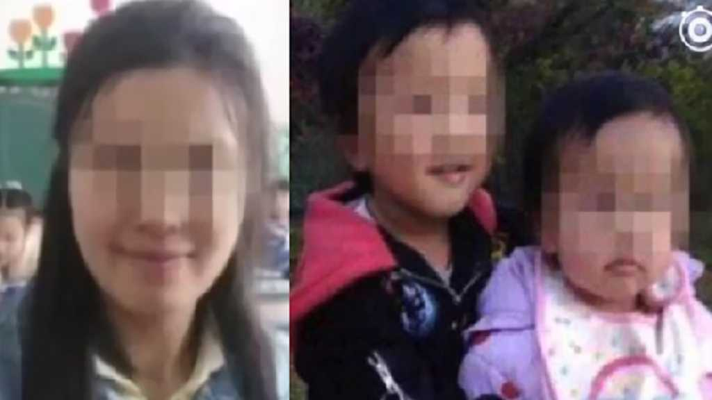 China: Woman Kills Herself, Children after Husband 'Fakes Death'