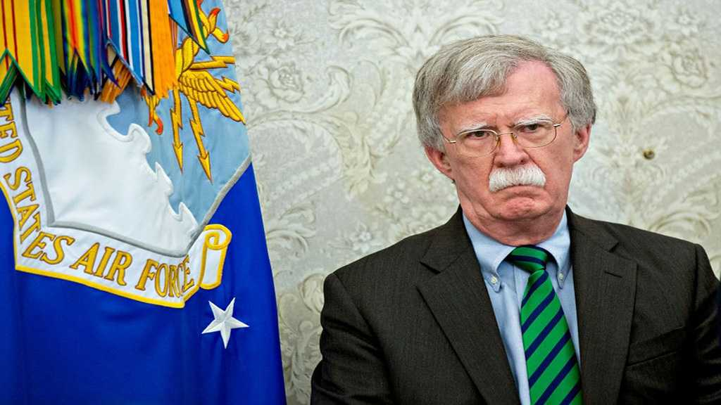 Trump's Adviser John Bolton to Visit Moscow, Meet Russian Leaders