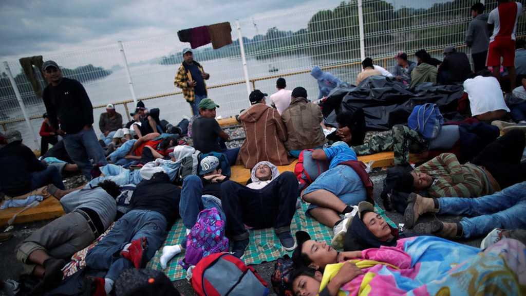 UN: 7,000+ Headed for US in Migrant Caravan