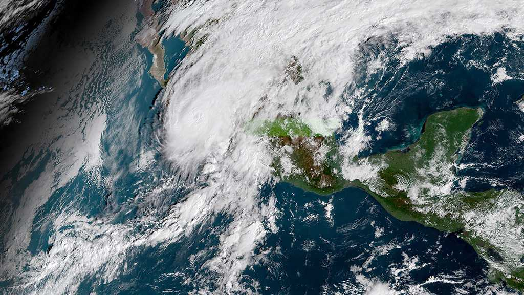 Hurricane Willa Slams Mexico's Pacific Coast