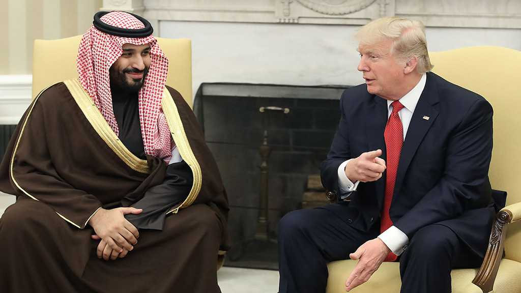Trump: MBS may be Involved, but I Want to Believe He's Not