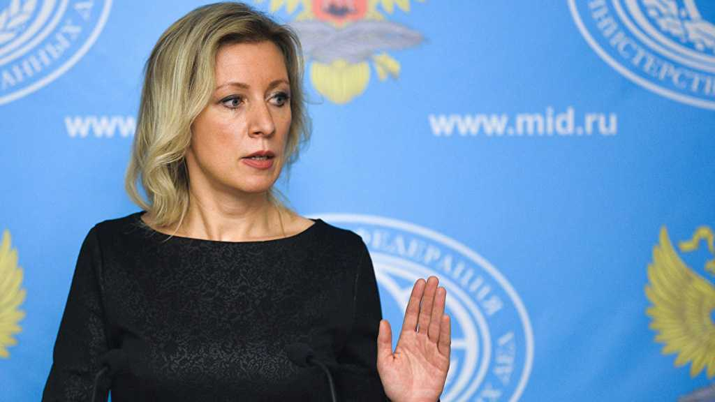 "Zakharova Expresses Russia's Readiness to Do Business with Iran despite ""Illegitimate"" US Sanctions"