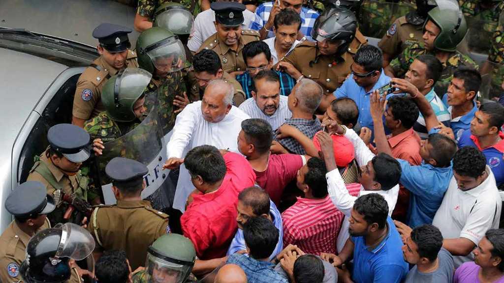 Sri Lanka Crisis: Minister Arrested over Fatal Shooting
