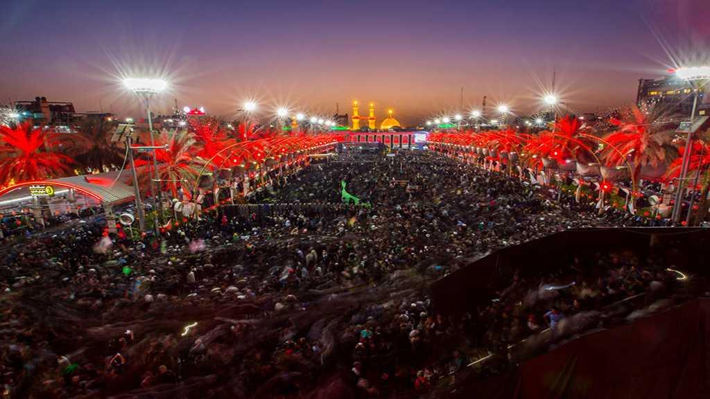 Arba'een March: Over Ten Million Unite in Holy Karbala to Honor Prophet's Grandson