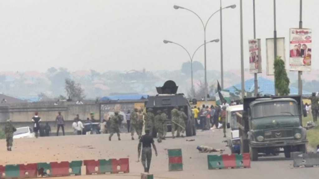 Nigeria Crackdown: Soldiers Open Fire on Shiite Protesters in Abuja, Several Martyred