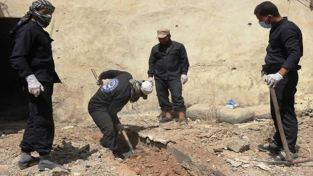 Syria: 1,500+ Bodies Uncovered In Mass Grave in Raqqa