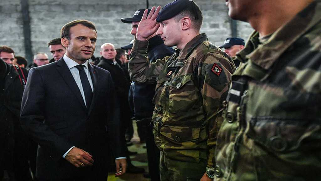 Macron Proposes Creation of Real European Army