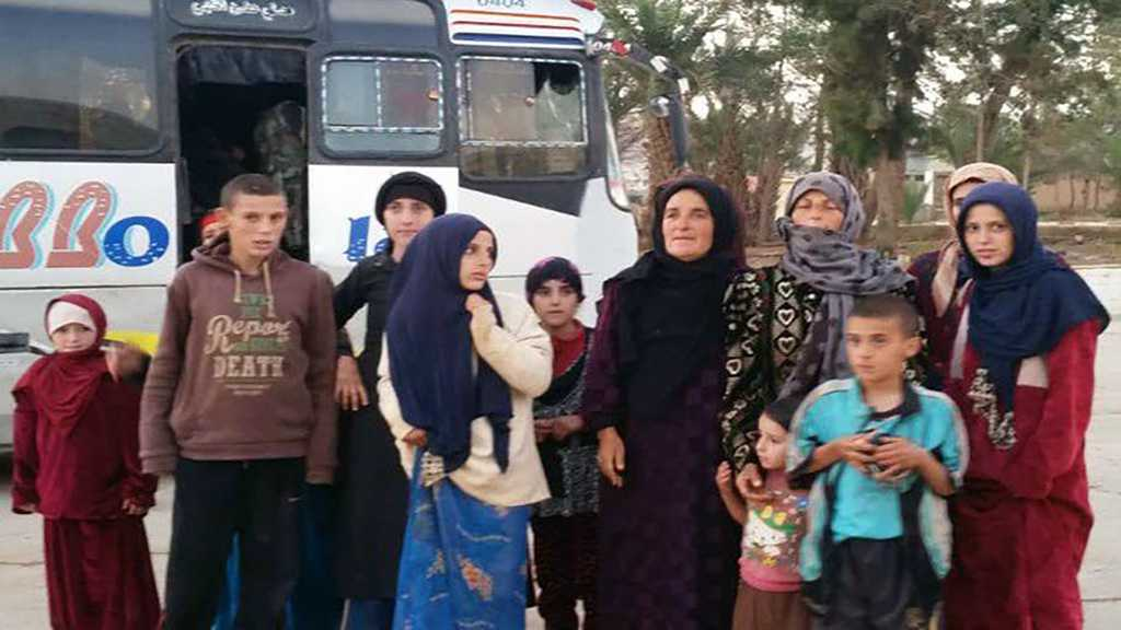 Syrian Army Liberates Civilians Abducted By Daesh Terrorists from Sweida