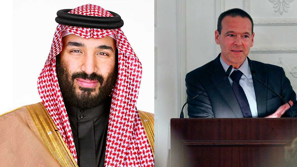 MBS Meets UK Special Envoy, Discuss Relations