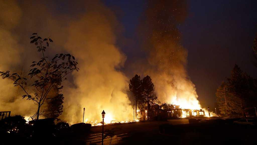 Deadliest Fire in California History Kills 42 People