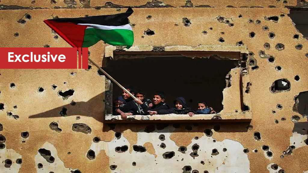 "Gaza Fights against Genocide and Breaks ""Israel's"" Cabinet"