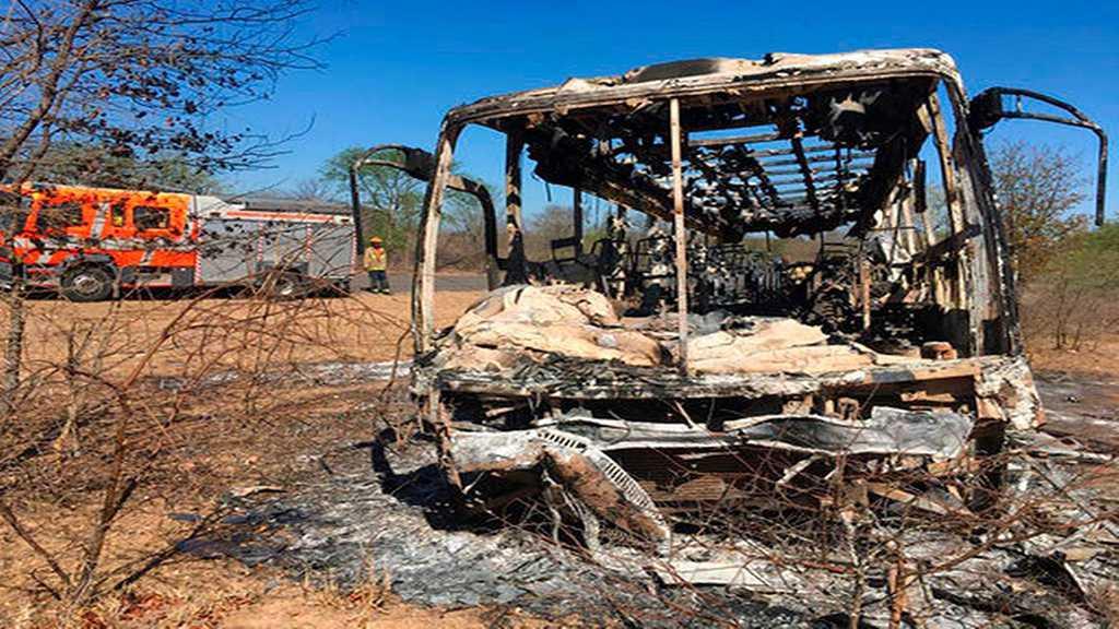 Zimbabwe: At Least 42 Feared Dead In Bus Fire