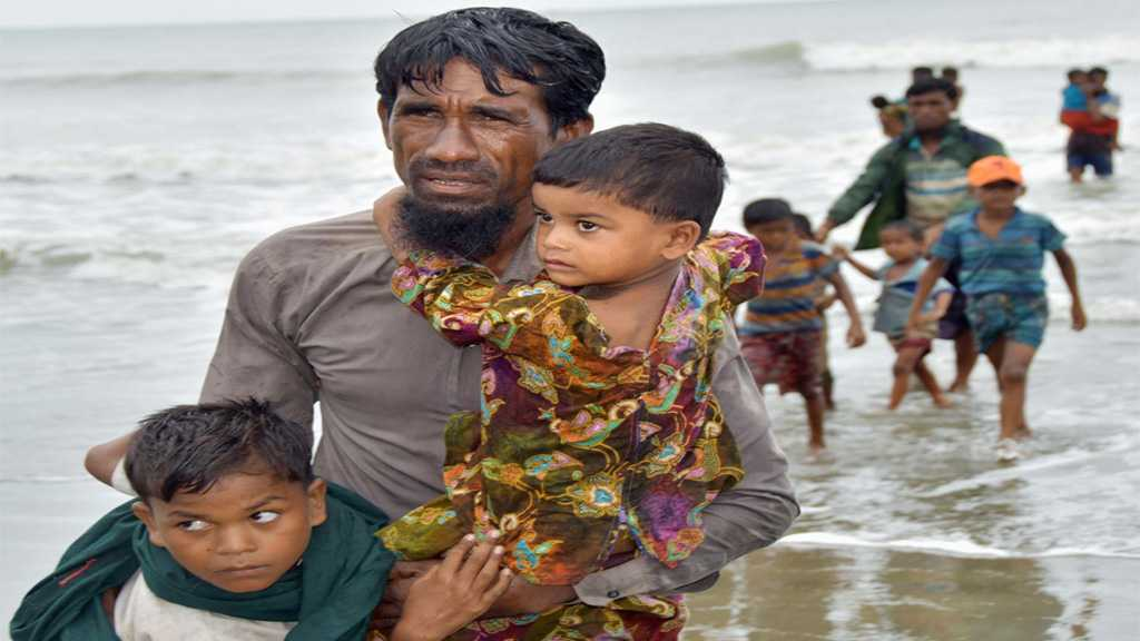 Rohingya Crisis: Myanmar Holds 106 Muslims aboard Boat to Malaysia