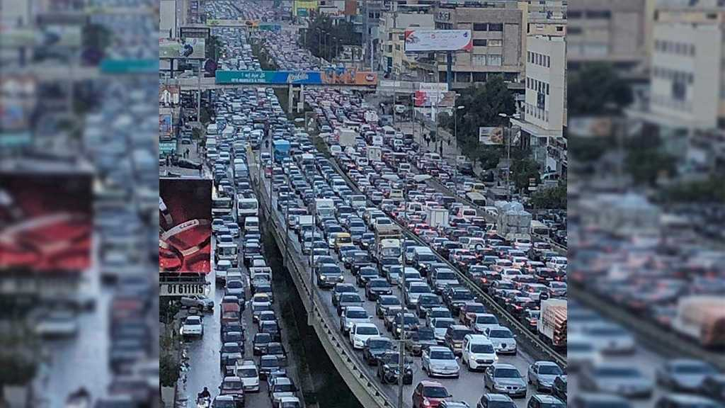 Independence Day Parade Drills Paralyze Beirut Traffic