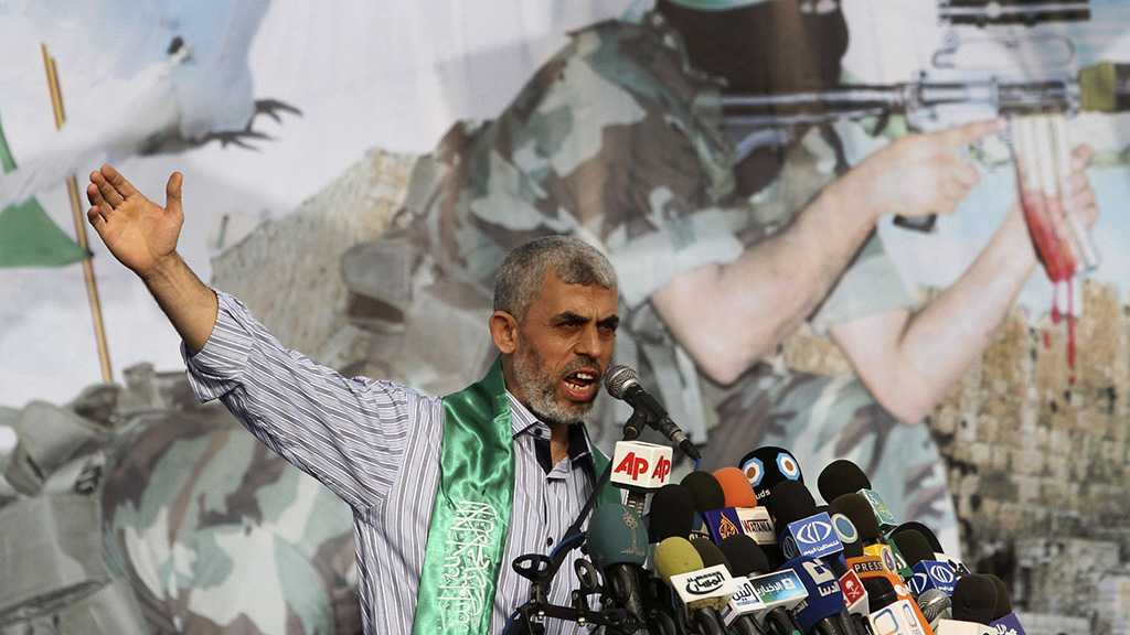 """Hamas Leader to """"Israel"""": Don't Try Us, Tel Aviv Our next Target"""