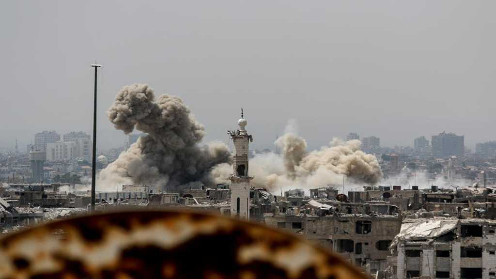 Syria: US-led Coalition Airstrikes Massacre 40 People in Deir Ez-Zor