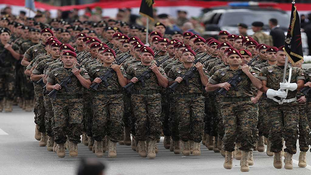 "Lebanese Army Commander Calls Soldiers to Remain On Alert to ""Israeli"" Threats"