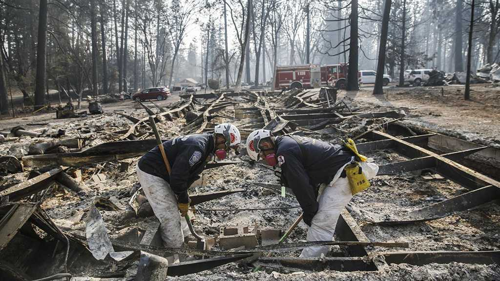 California Wild Fires: Death Toll Rises to 81