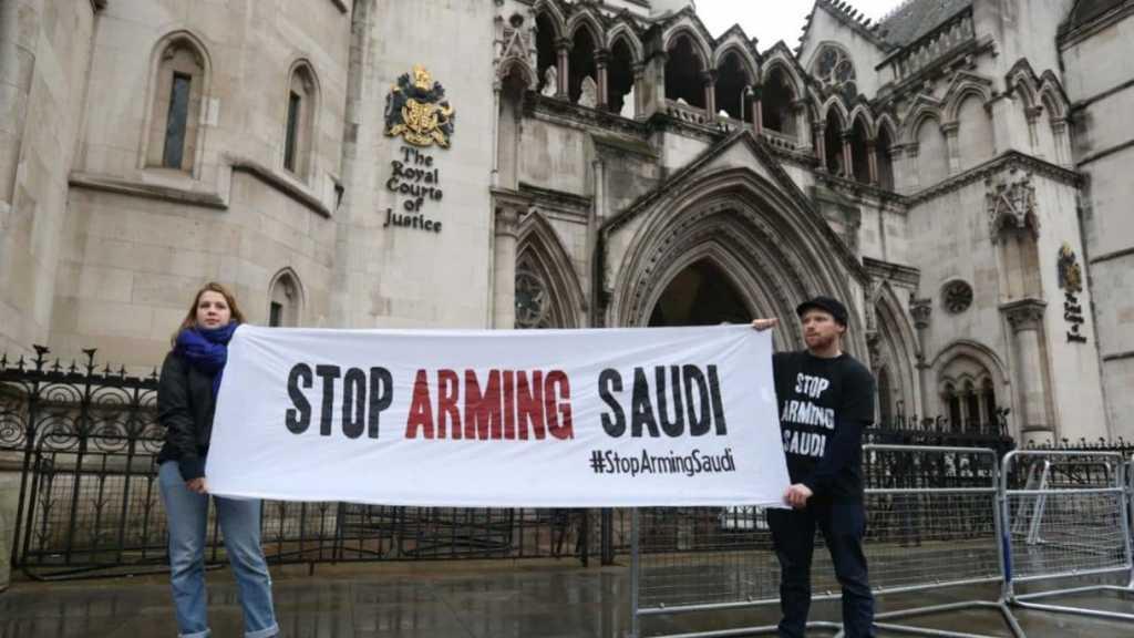 Denmark Suspends Arms Sales to Saudi Arabia over Yemen War, Khashoggi Murder