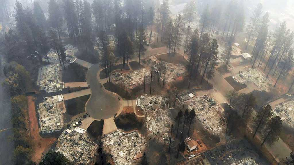 California Wilde Fires: Death Toll Rises to 83