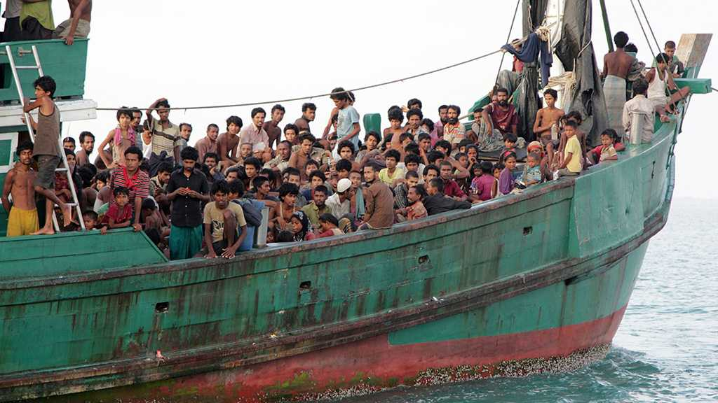 Myanmar Seizes Boat Carrying 93 Fleeing Rohingya Camps for Malaysia