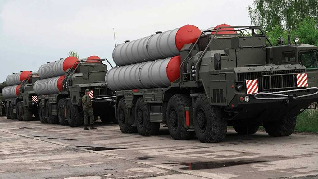 Russia Deploys S-400 Missiles in Crimea amid Kerch Row