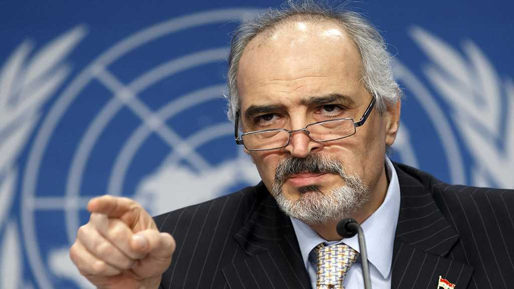 Syria UN Envoy Urges Illegal Foreign Forces to Leave Country