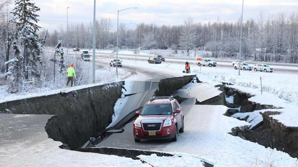 Alaska Hit by Powerful Earthquake