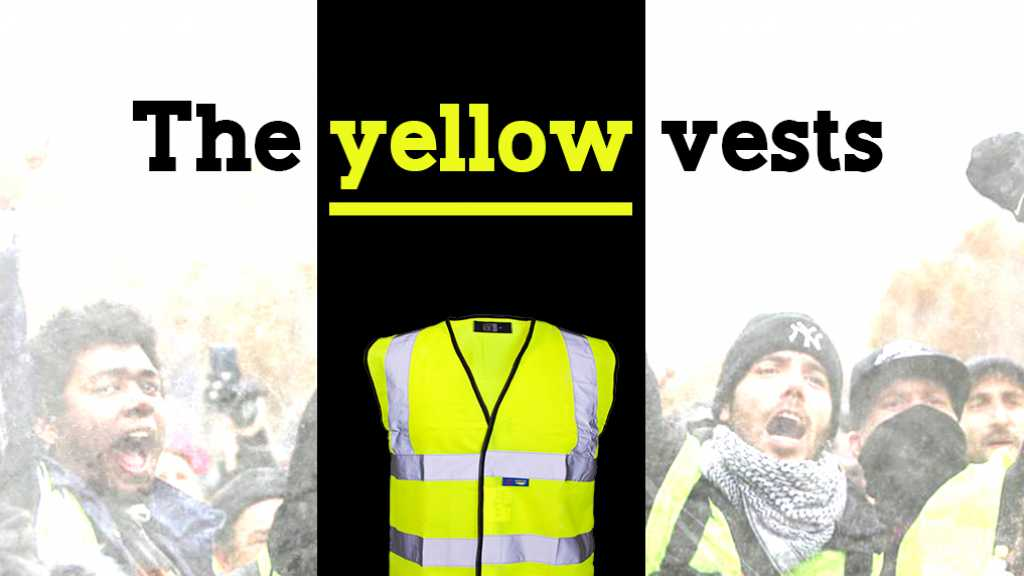 Learn More about France's 'Yellow Vests'