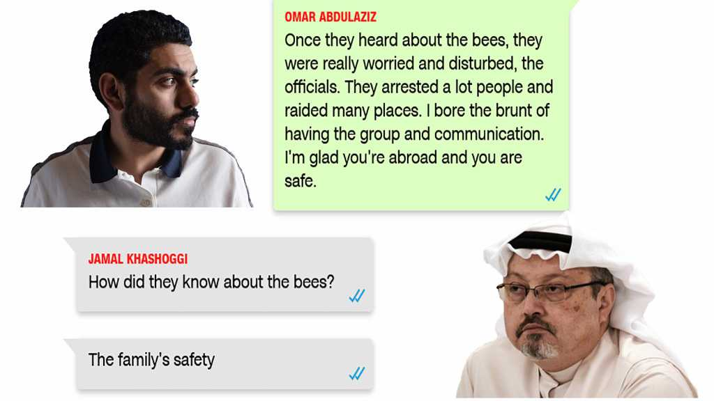 CNN: Khashoggi's WhatsApp Messages may Offer New Clues to Killing