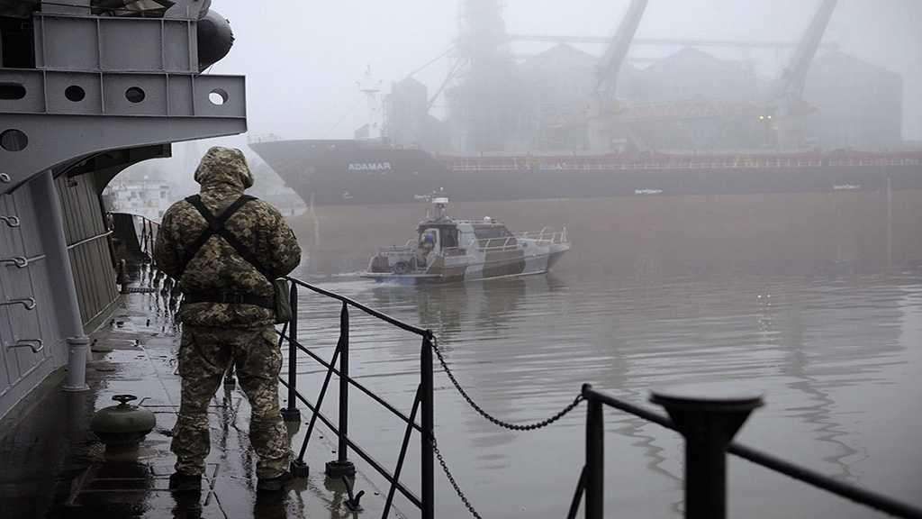 Russia 'Partially' Unblocks Ukrainian Azov Sea Ports