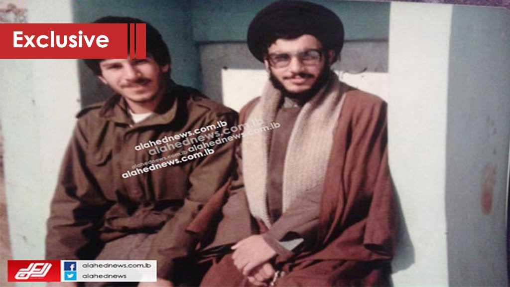 Sayyed Nasrallah and Hajj Hassan: The Eyelid of the Eye