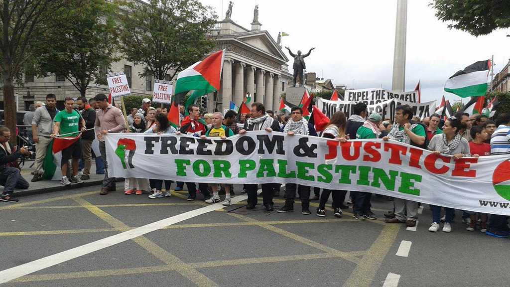 "Resistance Abroad: Irish Senate Passes Bill Outlawing Trade with ""Israeli"" Settlements"