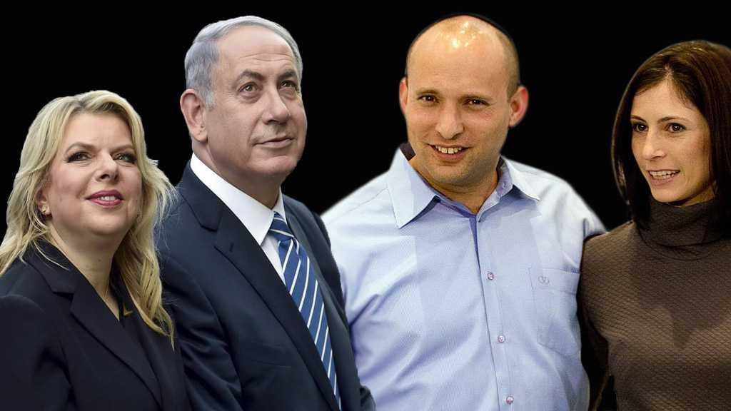 Bennett, Netanyahu Drag Wives into Latest Political Spat