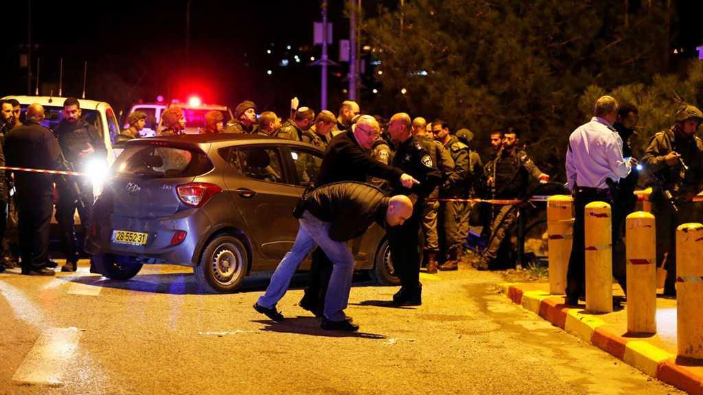 Heroic Resistance Op Injures Seven near Occupied West Bank